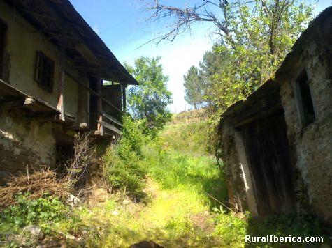 Pueblos en ruinas - Petín, Orense, Galicia