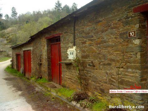 Bodegas, Santa María de Mones. Petín, Orense - Petín, Orense, Galicia