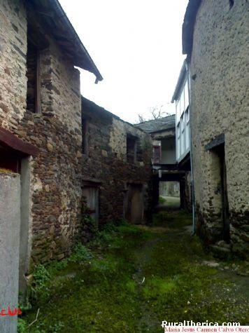 Santa María de Mones-Petín - PETIN, Orense, Galicia