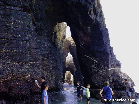 Playas de las Catedrales. Ribadeo, Lugo - Ribadeo, Lugo, Galicia
