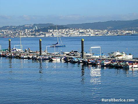 Vigo y su mar nada lo puede igualar - Vigo, Pontevedra, Galicia