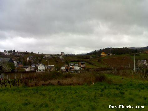 Petín con lluvia. Petín, Orense - Petín, Orense, Galicia