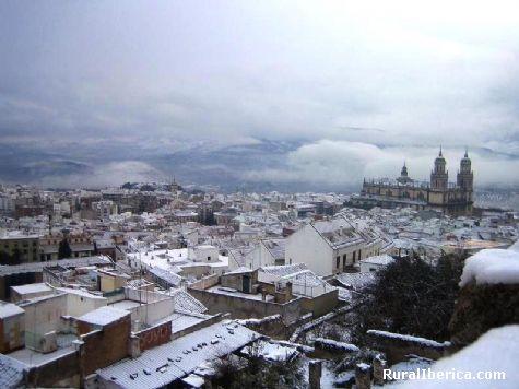 JAÉN  NEVADO - Jaén, Jaén, Andalucía