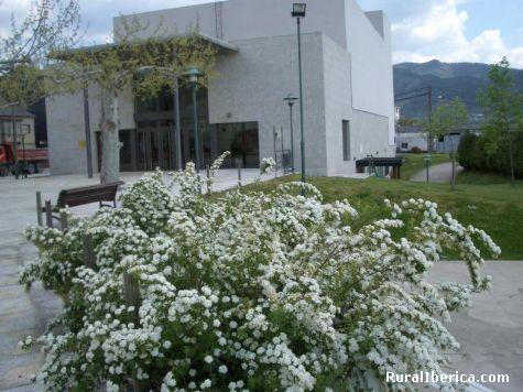 Auditorio de Quiroga. Quiroga, Lugo - Quiroga, Lugo, Galicia