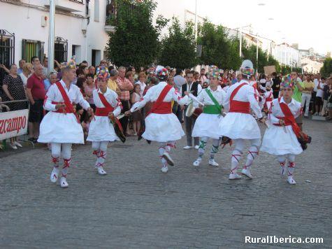Grupo Infantil Lanzaores Virgen de la Salud - Fregenal de la Sierra, Badajoz, Extremadura
