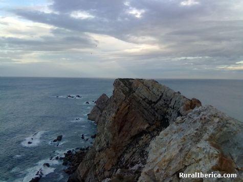 Amor en Cabo Peñas. Cabo Peñas, Asturias - Cabo Peñas, Asturias, Asturias