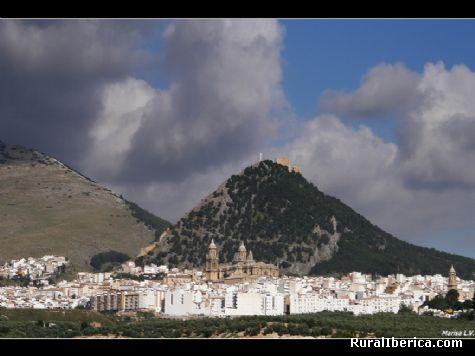 vista parcial de Ja�n - jaen, Ja�n, Andaluc�a