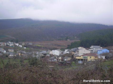 Larouco no inverno - Larouco, Orense, Galicia