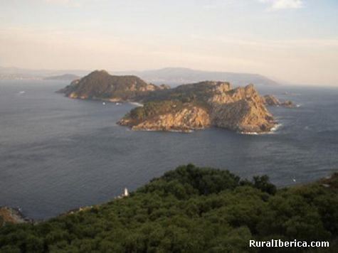 Parque nacional illas atlanticas vigo - Vigo, Pontevedra, Galicia