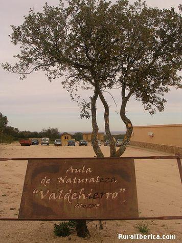 Aula de la naturaleza - Madridejos, Toledo, Castilla la Mancha