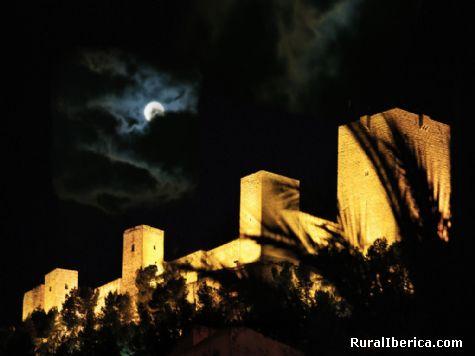 Castillo de santa catalina - jaén, Jaén, Andalucía