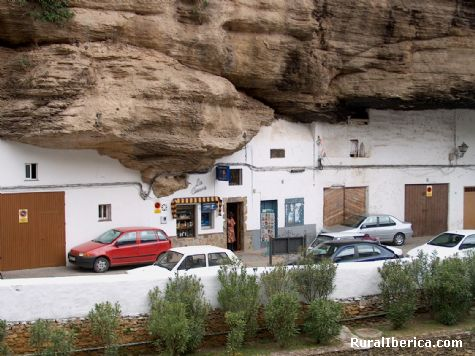 Setenil - Setenil de las bodegas, Cádiz, Andalucía
