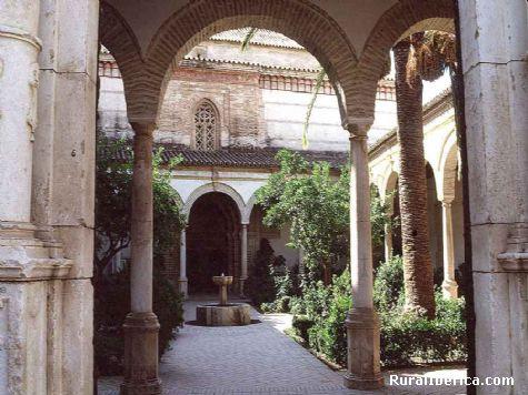 Patio De Santa Maria. Ecija, Sevilla - Ecija, Sevilla, Andalucía