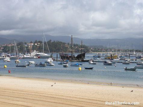 Ria de Bayona - Vigo, Pontevedra, Galicia