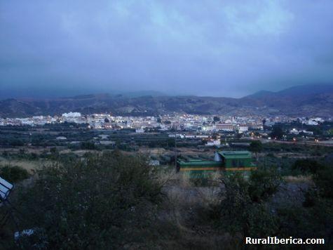 Tíjola desde la Estación. Tíjola, Almería - Tíjola, Almería, Andalucía