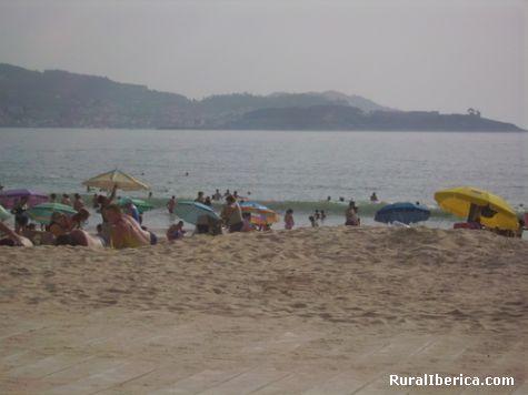Praia da ladeira - vigo, Pontevedra, Galicia