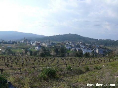 Panoramica de Larouco, Orense - Larouco, Orense, Galicia