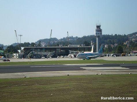 Aeropuerto de Vigo. Vigo, Pontevedra - Vigo, Pontevedra, Galicia