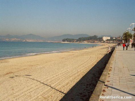 Praia de Samil, Vigo, Pontevedra - Vigo, Pontevedra, Galicia