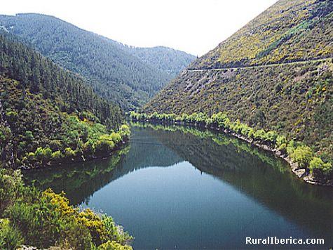 Cañon do sil Montefurado - Montefurado, Lugo, Galicia