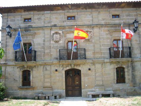 Ayuntamiento. Arija, Burgos - Arija, Burgos, Castilla y León