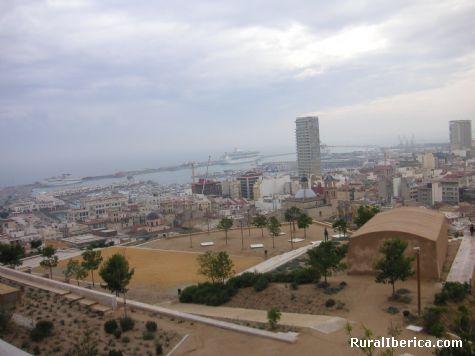 Vista de Alicante. Alicante, Comunidad Valenciana - Alicante, Alicante, Comunidad Valenciana