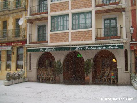 Miraflores de la Sierra - Diciembre - Miraflores de la Sierra, Madrid, Madrid