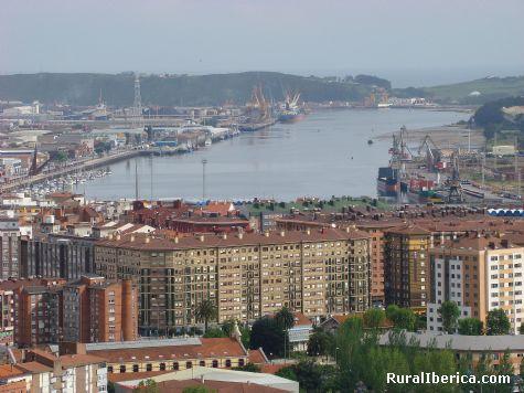 Vista de Avilés. Avilés, Asturias - Avilés, Asturias, Asturias