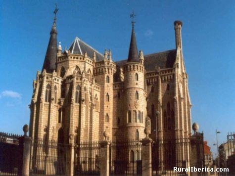 Palacio de Gaudí - Astorga, León, Castilla y León