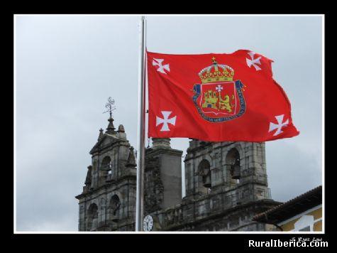 BANDERA DE ORDUÑA - ORDUÑA, Vizcaya, País Vasco