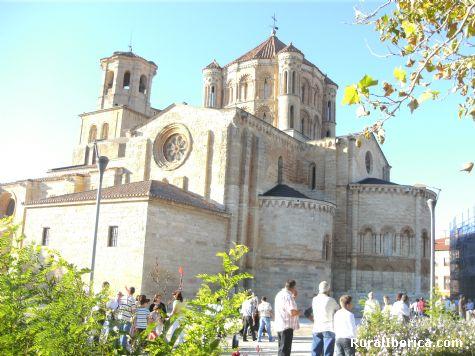la colegiata de toro - zamora, Zamora, Castilla y León