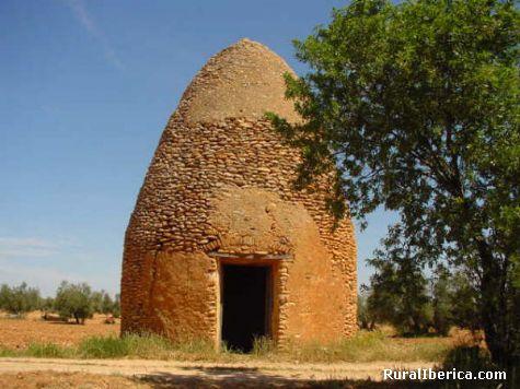 Bombo, construcci�n agr�cola  - GRANATULA DE CALATRAVA, Ciudad Real, Castilla la Mancha