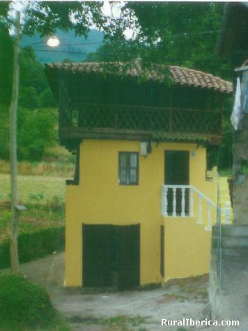 Casa de Gonzalo. Villazón - Quintana (Salas), Asturias - Villazón - Quintana (Salas), Asturias, Asturias