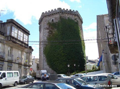 A torre Villalba - Villalba, Lugo, Galicia