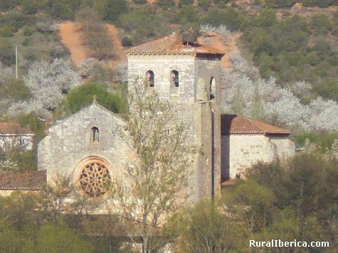 Colegiata de San Cosme y San Damian - Covarrubias, Burgos, Castilla y Le�n