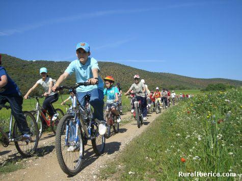 Ruta Cicloturista. San Jorge de Alor, Badajoz - San Jorge de Alor, Badajoz, Extremadura