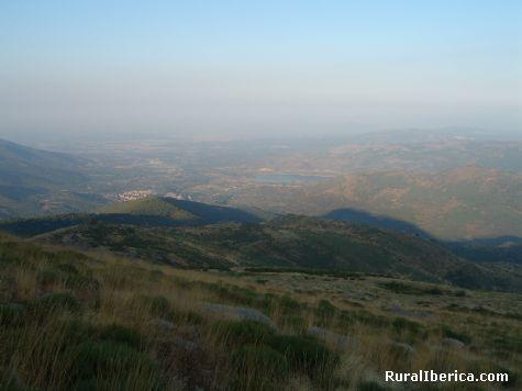 El valle del Ambroz. Desde Pinajarro. Hervás, Cáceres - Hervás, Cáceres, Extremadura