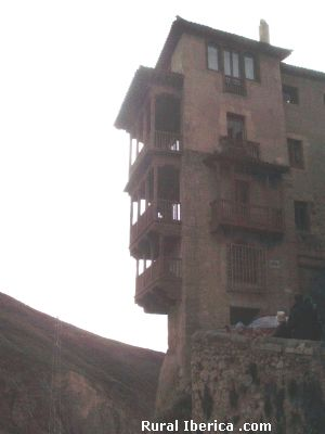 Casas Colgantes, Cuenca - cuenca, Cuenca, Castilla la Mancha