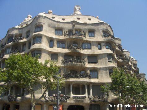 Barcelona modernista i urbanisme les acaballes del segle xix - Casa modernista barcelona ...