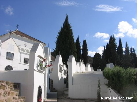 Cementerio de Casabermeja. Casabermeja, Málaga - Casabermeja, Málaga, Andalucía