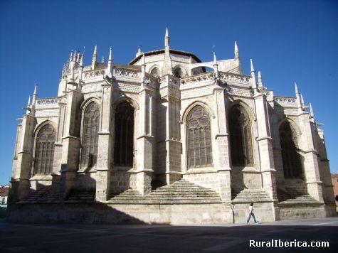 Ábside de la Catedral. Palencia. - Palencia, Palencia, Castilla y León
