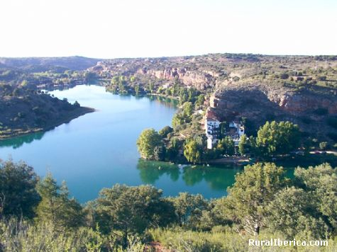 lagunas de ruidera - ruidera, Ciudad Real, Castilla la Mancha