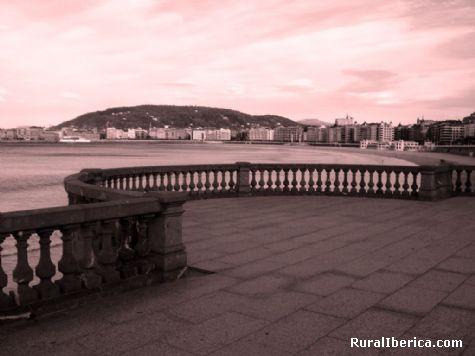 El Balcón. San Sebastián (Donostia), Guipúzcoa - San Sebastián, Guipúzcoa, País Vasco