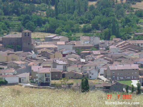 Vista de Villafranca de la Sierra, Ávila - Villafranca de la Sierra, Ávila, Castilla y León