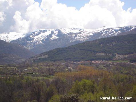 Bohoyo desde Villa Faustina. Bohoyo, �vila - Bohoyo, �vila, Castilla y Le�n