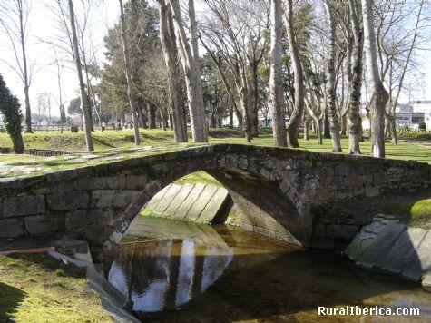 PONTE DA CISCADA (Ponte romana) - ARES, La Coruña, Galicia