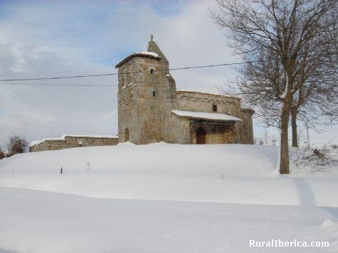 Iglesia. San Vicente Villamezan, Burgos - San Vicente Villamezan, Burgos, Castilla y León