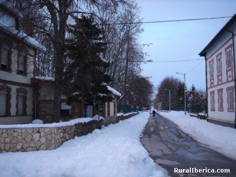 Gran Via. Arija, Burgos - Arija, Burgos, Castilla y Le�n