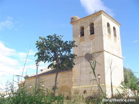 Iglesia de Manquillos. Palencia, Castilla y León - Palencia, Palencia, Castilla y León