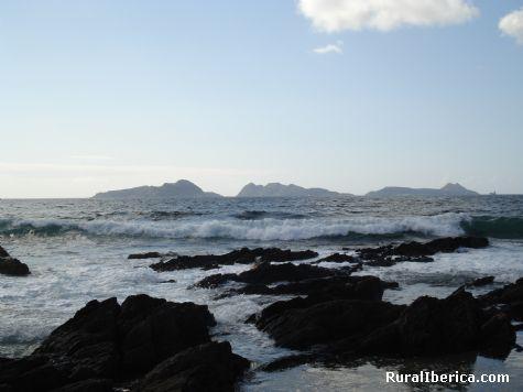 Illas cies ria de vigo - vigo, Pontevedra, Galicia